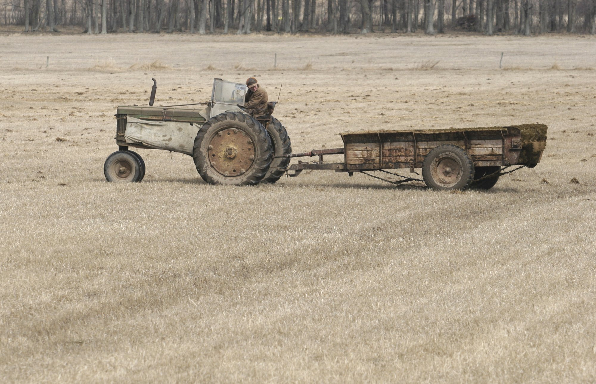 Wisconsin DNR looks to expand manure restrictions