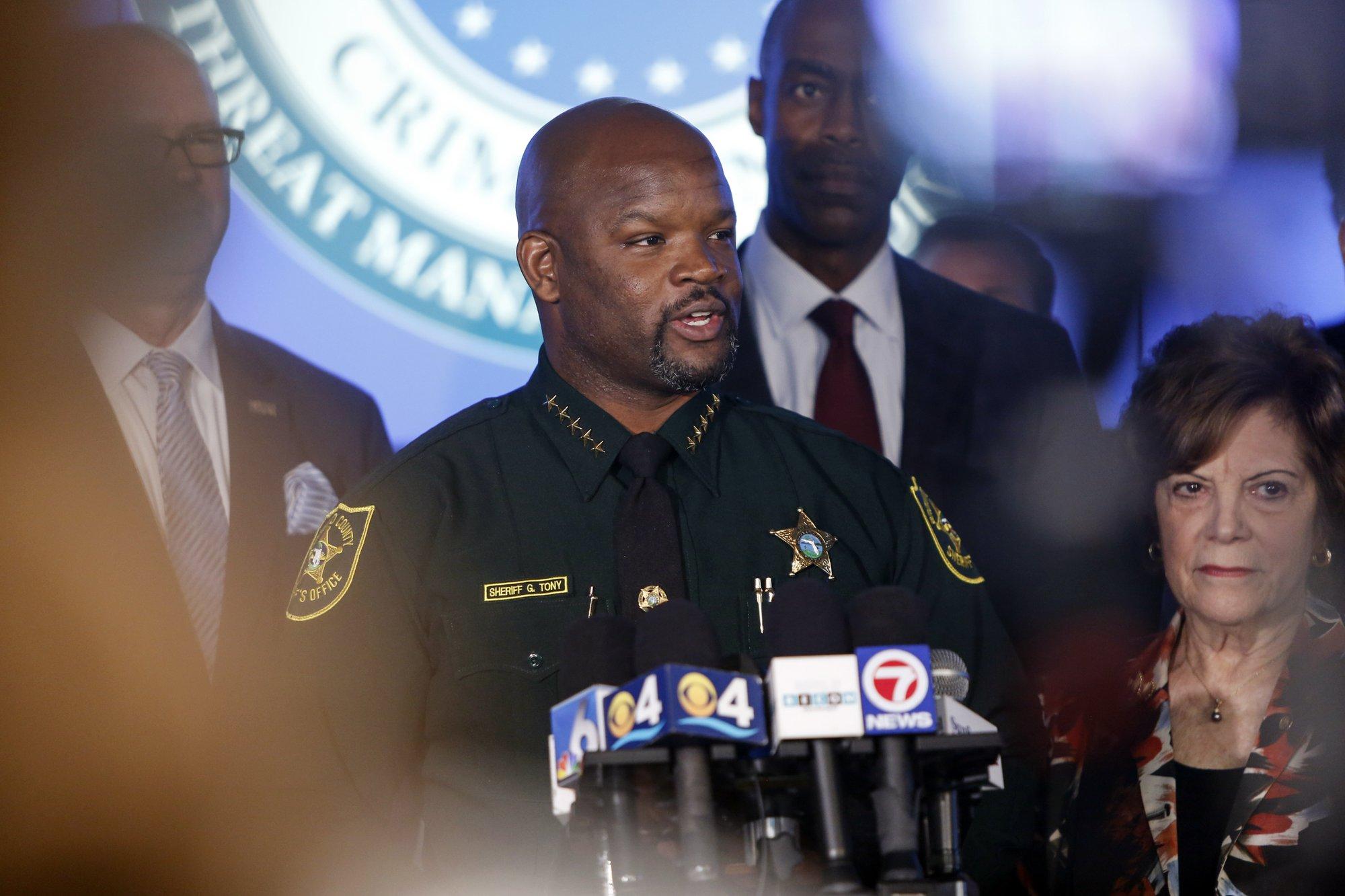 New surveillance center in county that had school massacre