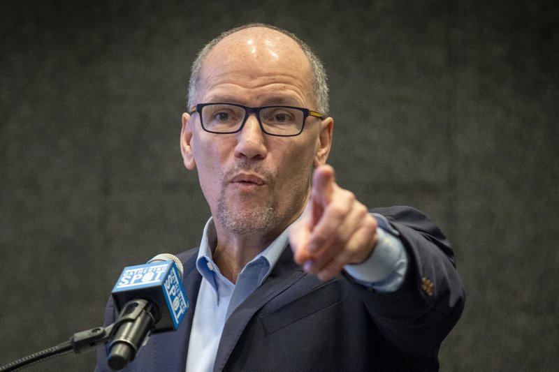 No more caucuses after this year,  says Democratic National Committee Chair Tom Perez