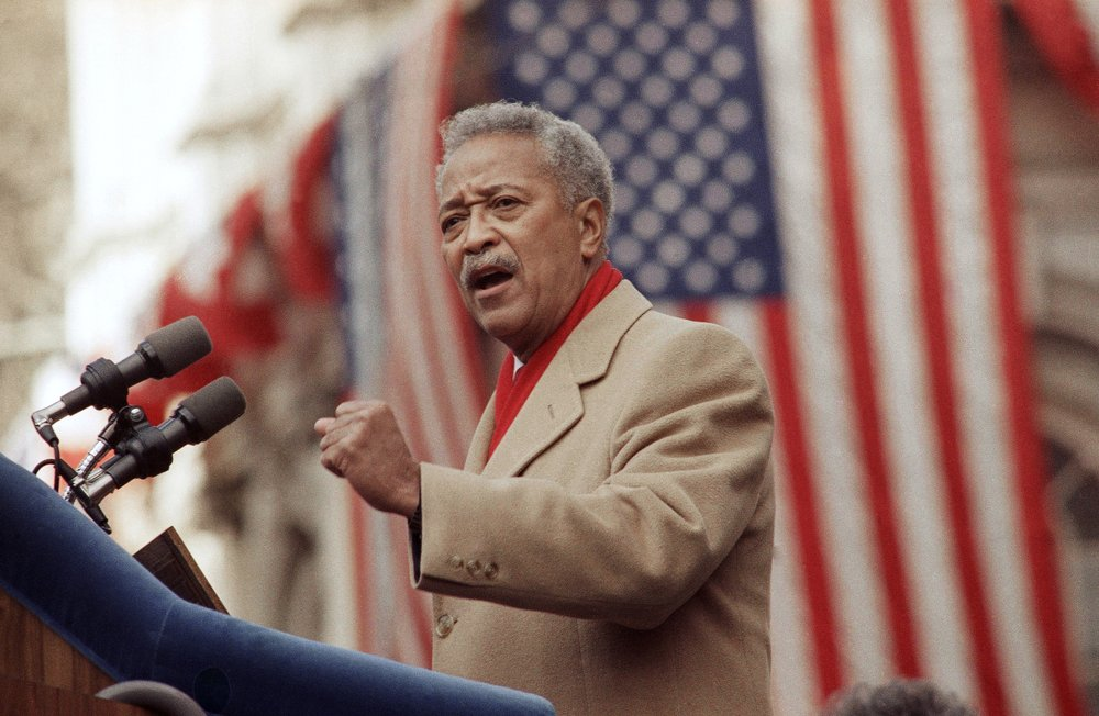 David Dinkins, New York City's first black mayor, passes away at 93