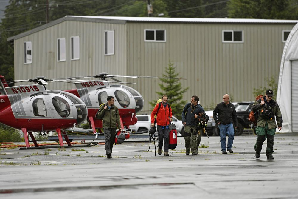 Six People Dead After Sightseeing Plane Crashes in Southeast Alaska