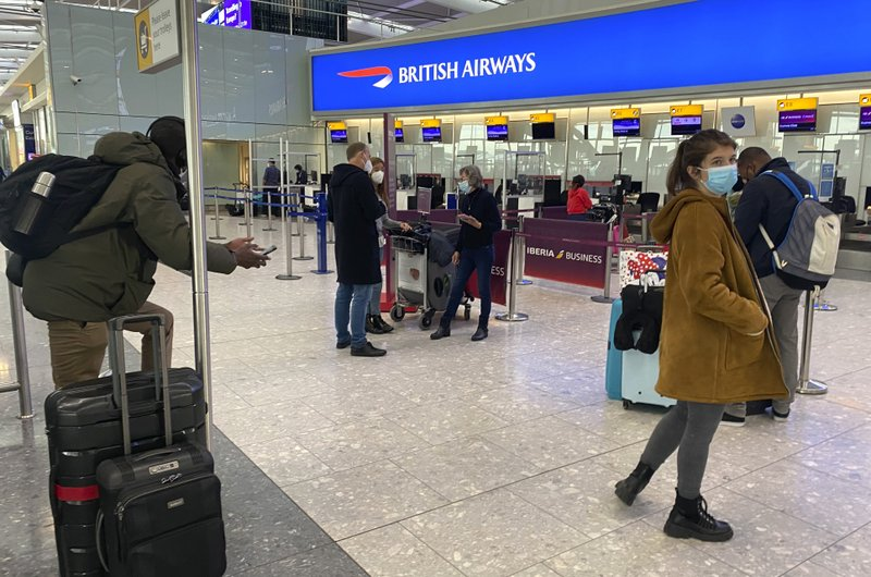 Some Britons flying home to Spain banned from boarding flight