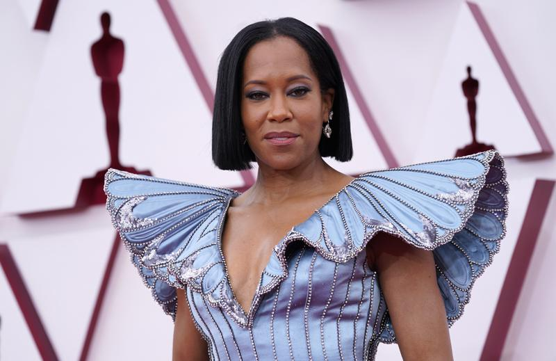Regina King spoke of suffering and racial injustice in Oscars opening; made reference to Chavin's trial