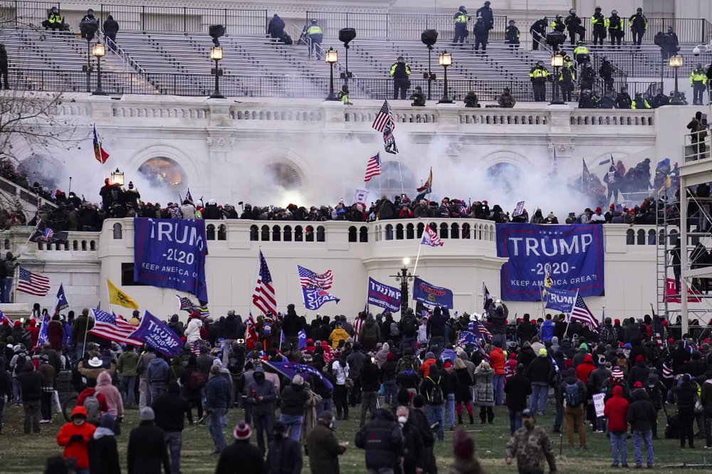 Increasing number of Republican senators oppose impeachment trial