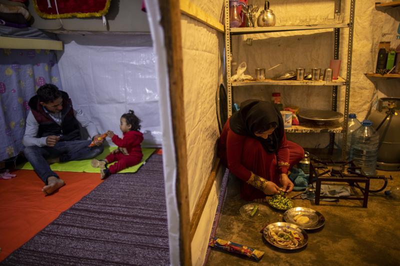 A tough Ramadan for Syrian refugees in Lebanon