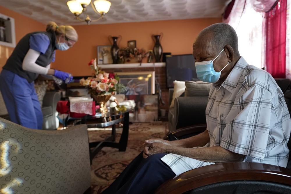 AP-NORC poll reveals most Americans believe government should help Americans age at home and not in an institution