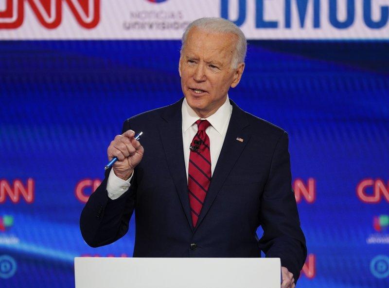Tara Reade accuses Joe Biden of sexual assault during his senate years