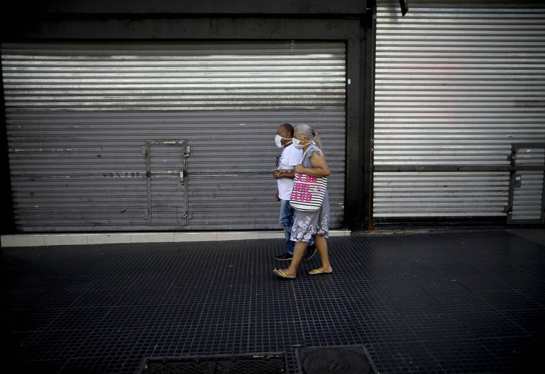 Chile confirmó la primera muerte en el país — Coronavirus