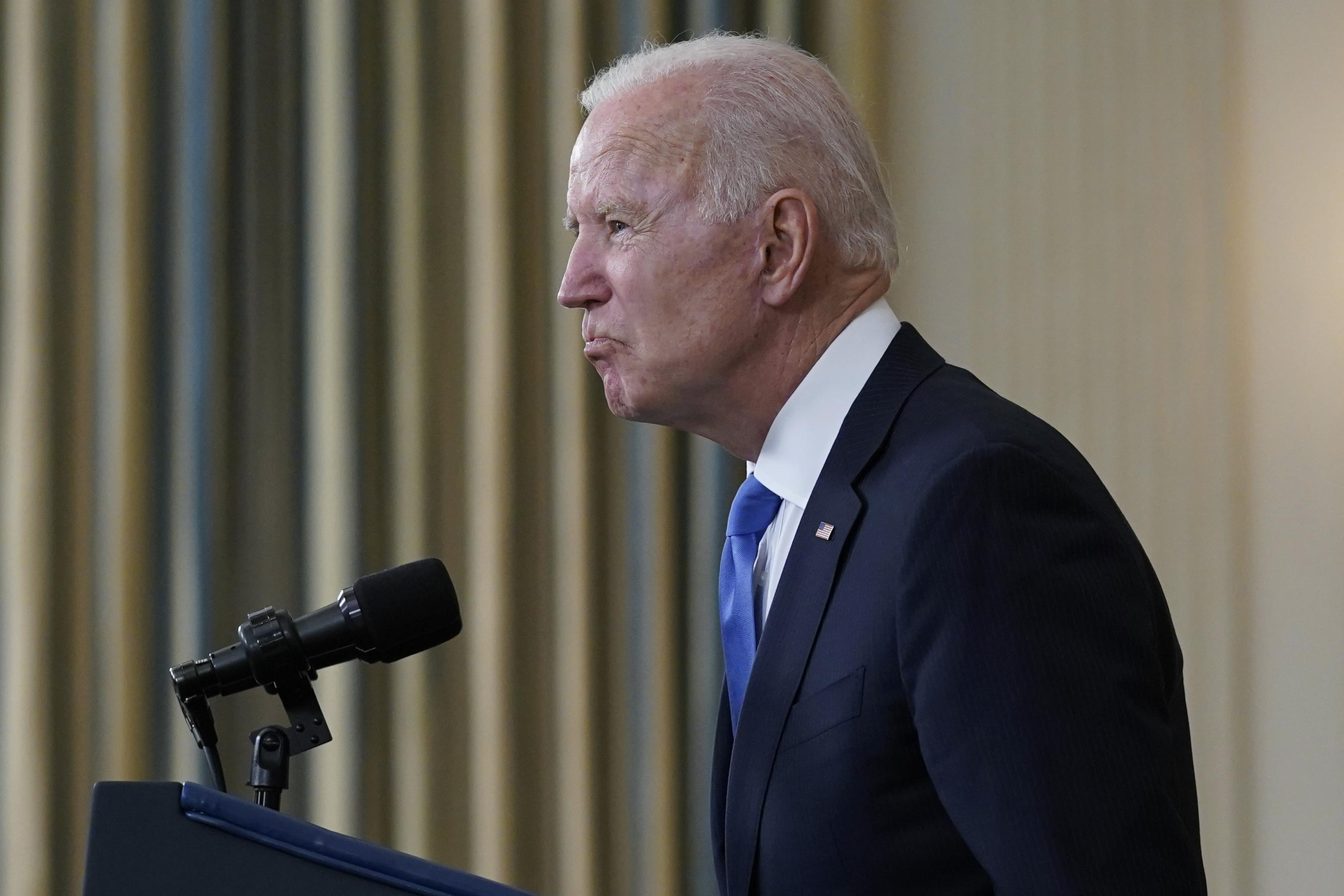 Biden to push his big infrastructure plan in GOP stronghold