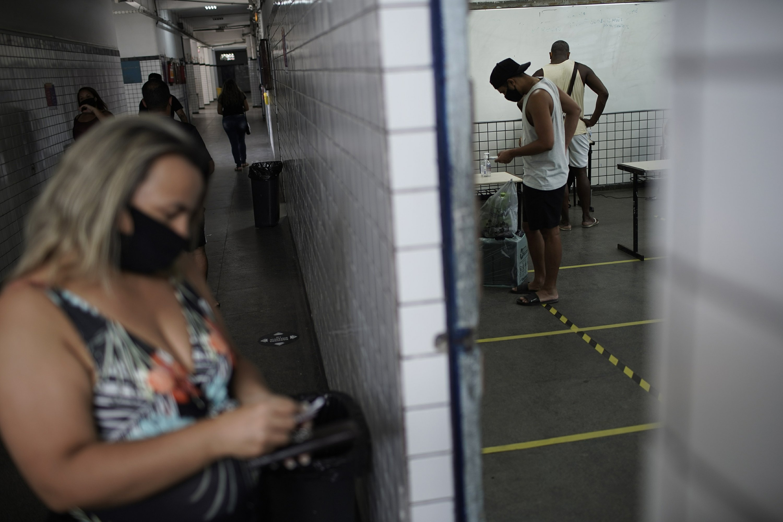 Center-right mayor beats socialist in Brazil's biggest city 6