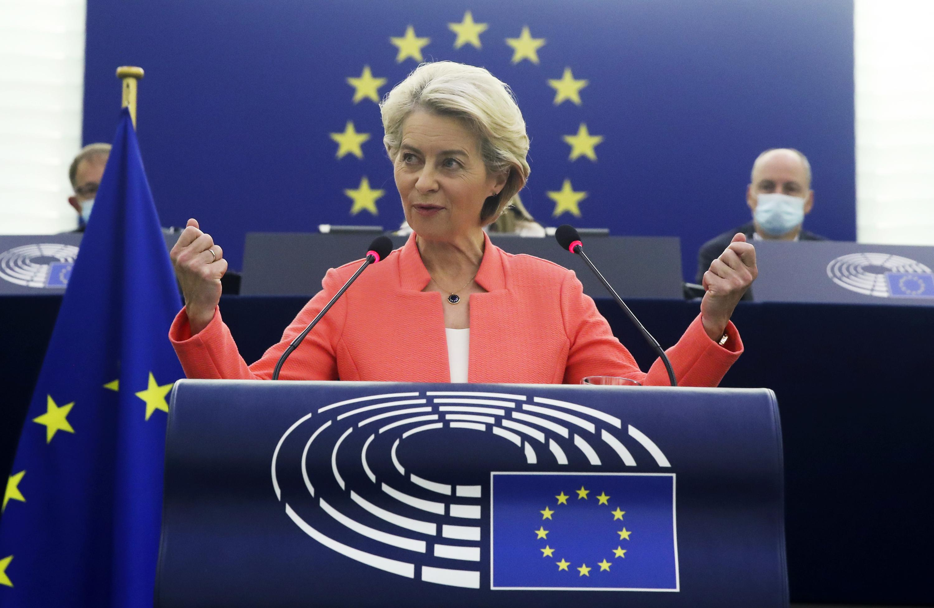Stung by Afghan debacle, EU forges ahead with security plans