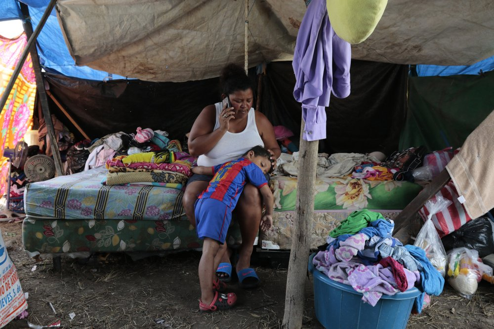 Powerful Category 5 Hurricane Iota nearing Nicaragua