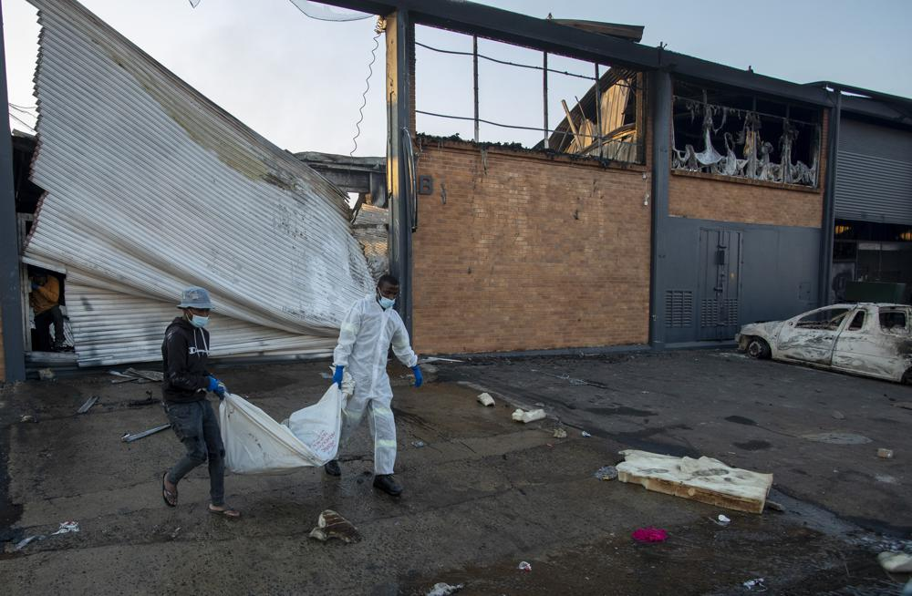 Six People Dead in South Africa Riots Over Imprisonment of Former President Jacob Zuma