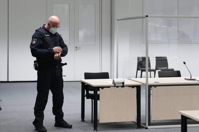 Nazi Camp Secretary Skips German Trial, Sought on Warrant