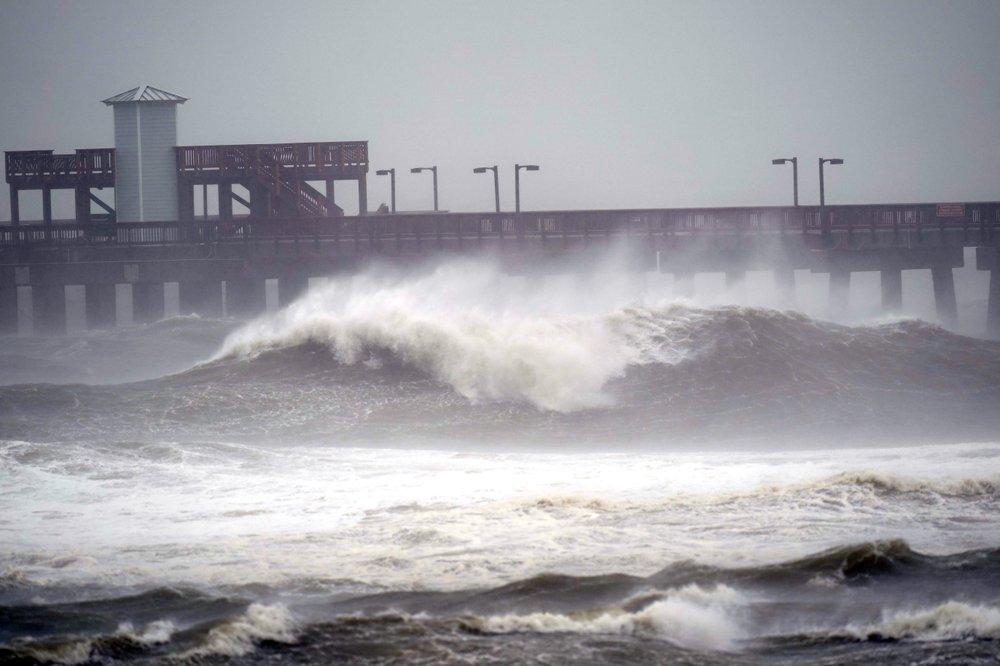 Hurricane Sally Threatens Historic Floods as It Crawls Toward Gulf Coast