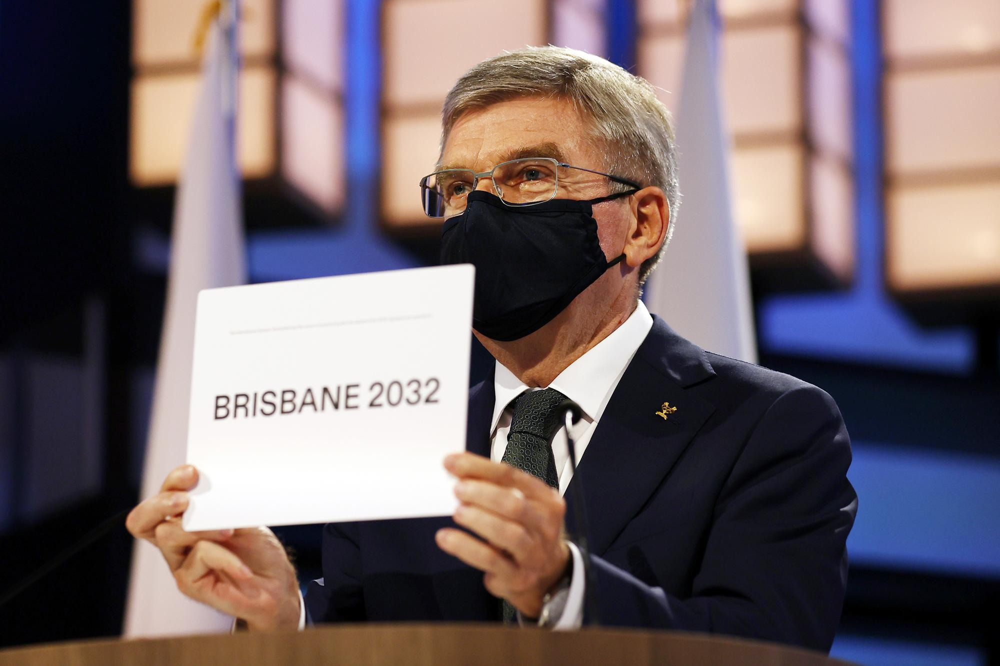 Brisbane picked to host 20 Olympics without a rival bid