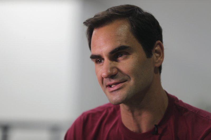 Ap Interview Federer Figures Nadal Djokovic Will Pass Him