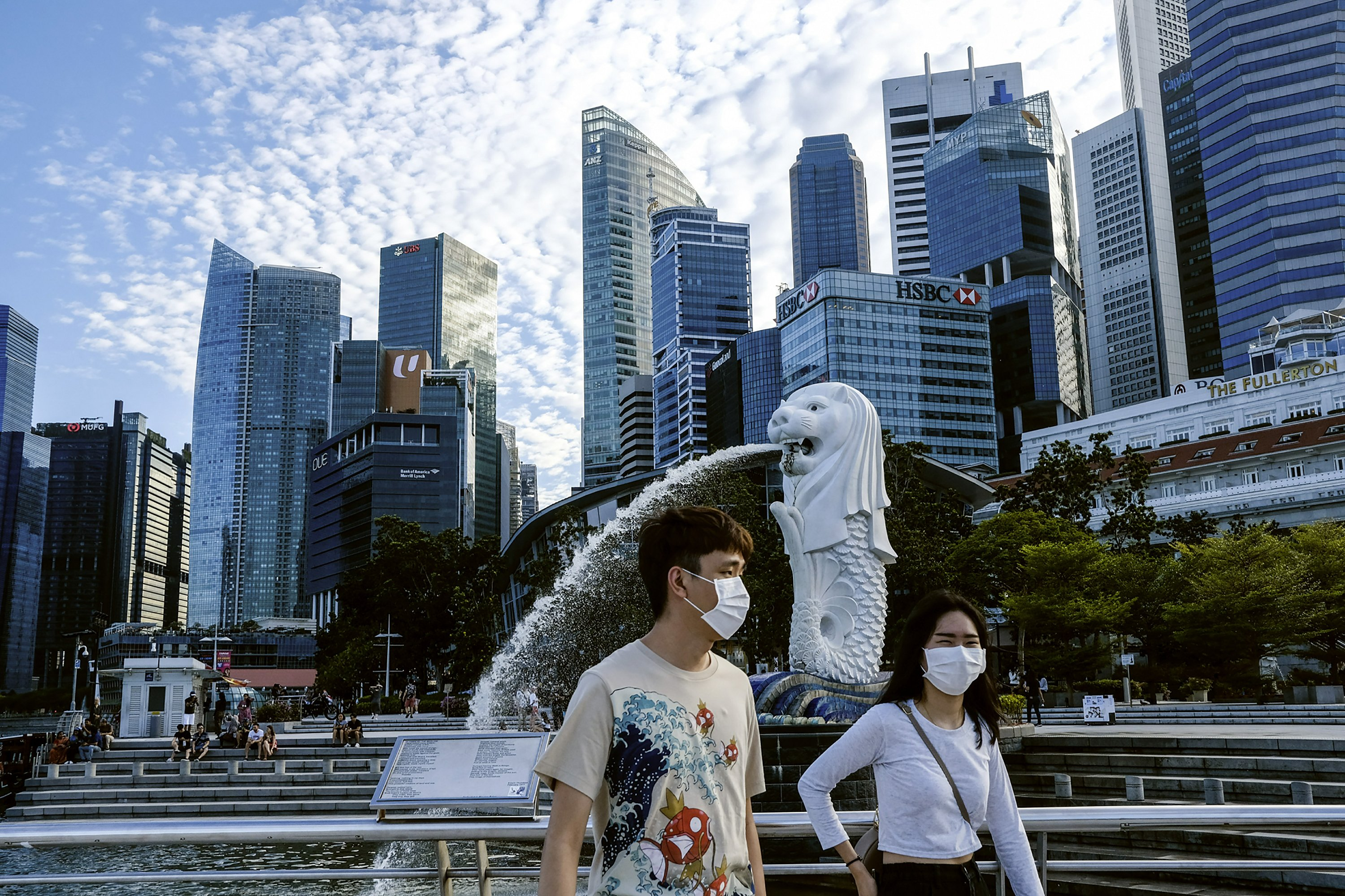 Tale of 2 outbreaks': Singapore tackles a costly setback