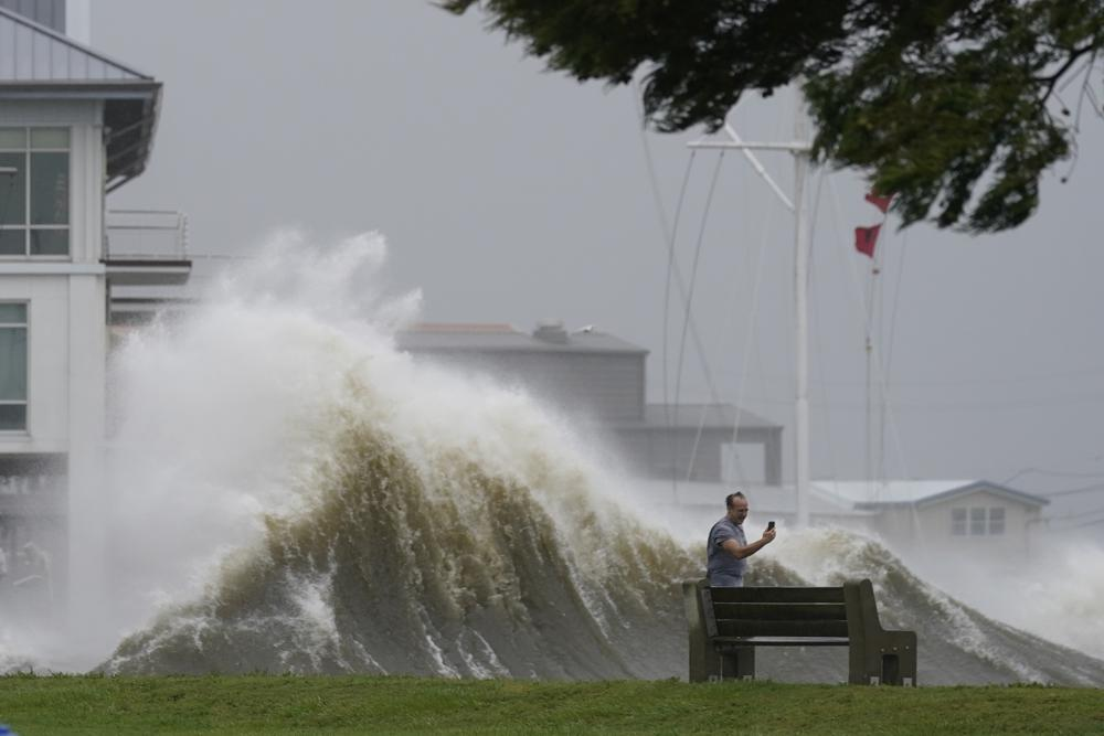 Hurricane Ida to go down among some of the strongest storms in US history