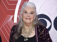 Lois Smith arrives at the 74th annual Tony Awards at Winter Garden Theatre on Sunday, Sept. 26, 2021, in New York. (Photo by Evan Agostini/Invision/AP)