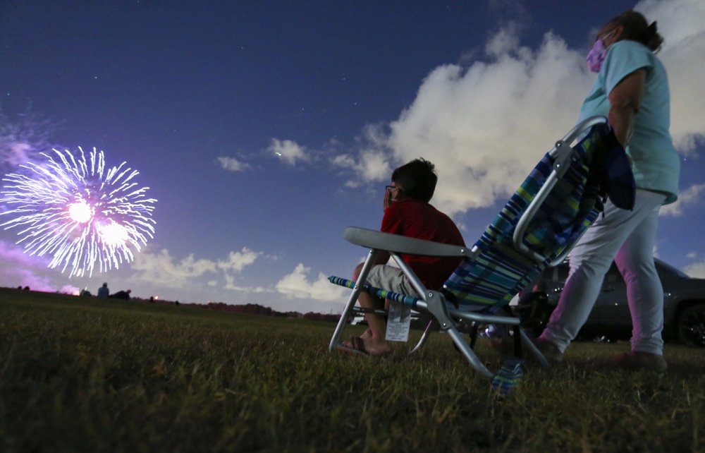 Fourth of July celebrations met with gloom as coronavirus puts a damper on things