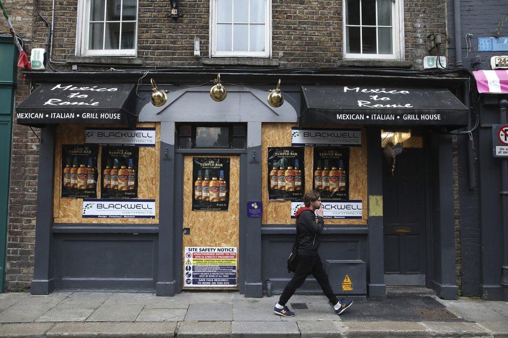 Ireland enters new lockdown as it looks ahead to Christmas