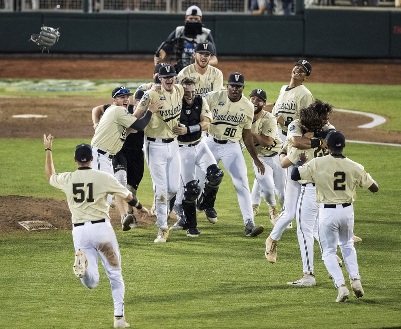 Top Home Run Hitters 2020.National Champ Vanderbilt Set To Continue Its Roll In 2020