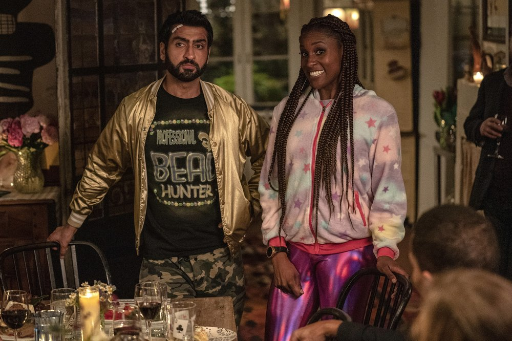 """"""" The Lovebirds """" stars Issa Rae and Kumail Nanjiani are two of the most exciting voices working in film and television today"""