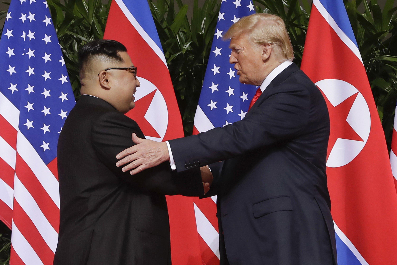 S Korea conveys Trump's birthday message to Kim Jong Un