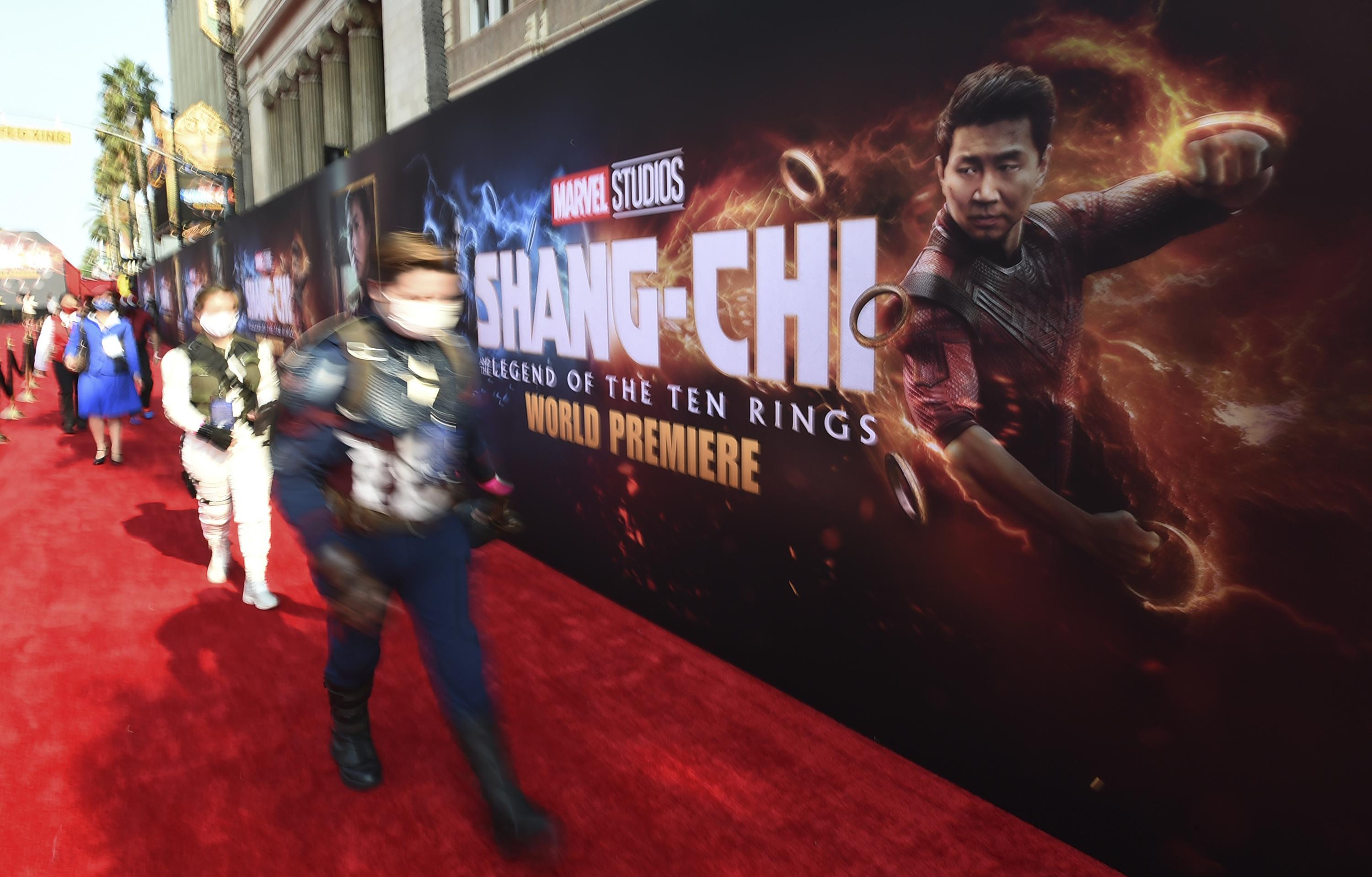 apnews.com: Marvel's 'Shang-Chi' jabs, flips Asian American film cliches