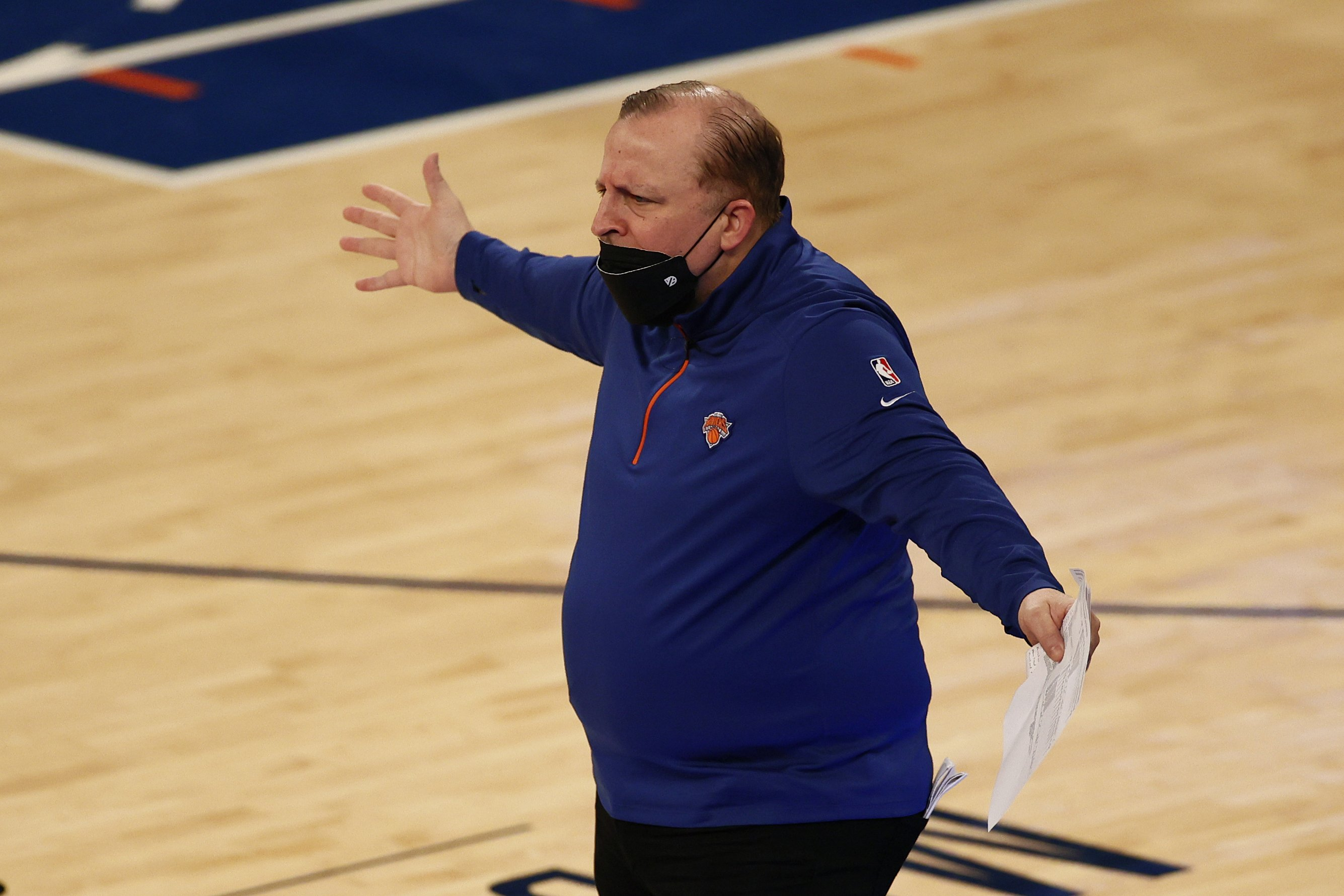 Thibodeau's ways working - and winning - with surging Knicks