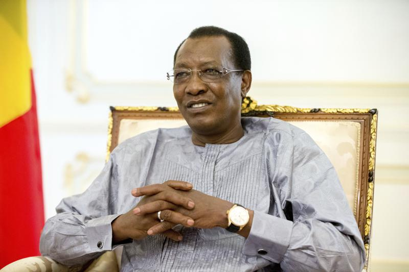Chadian president  Idriss Deby Itno killed in a fight against rebels after 30 years in power