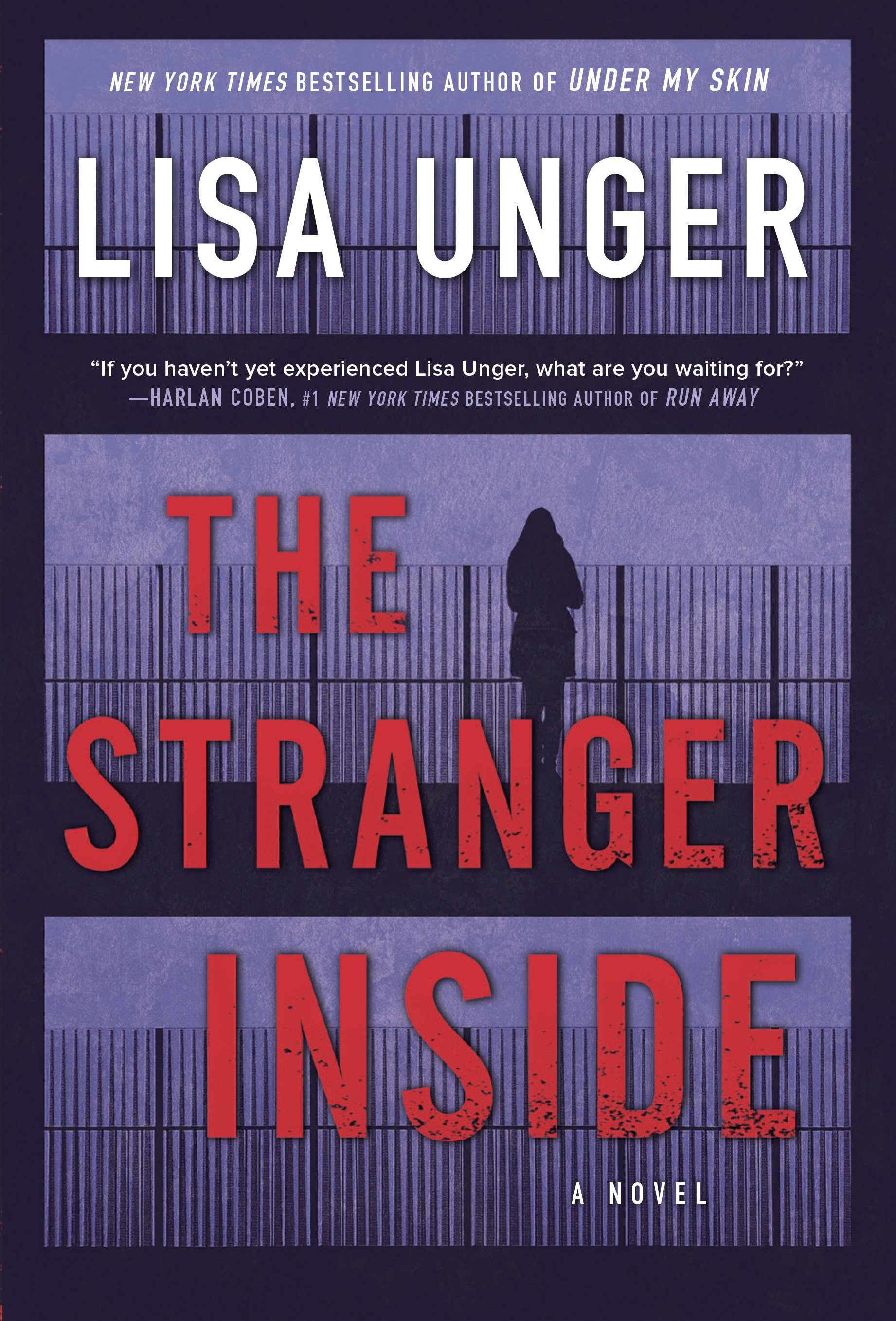 Lisa Unger's 'The Stranger Inside' is psychological thriller