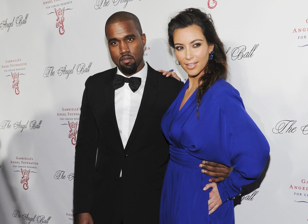 Will divorced Kim and Kanye's relationship remain peaceful?