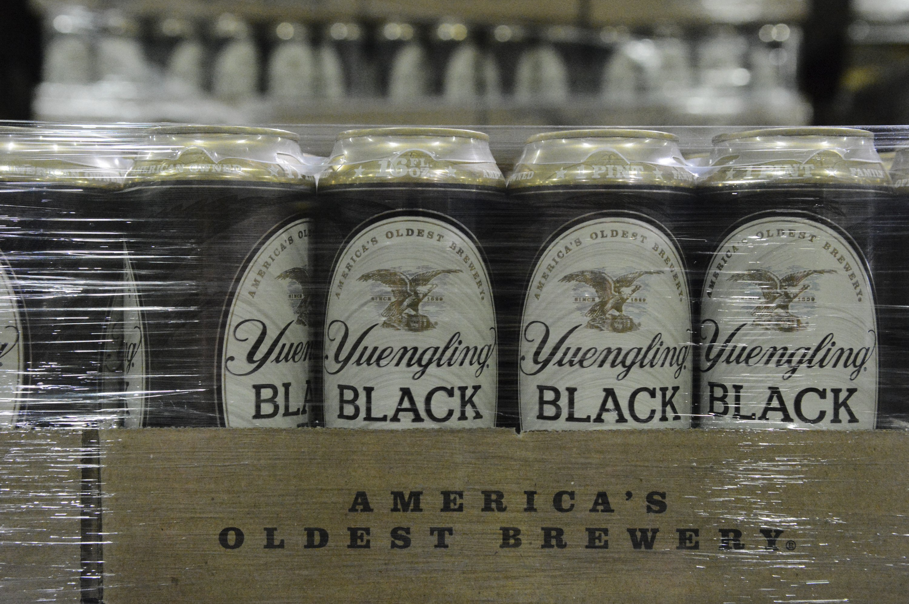 Yuengling, America's oldest brewer, invades the West Coast  image