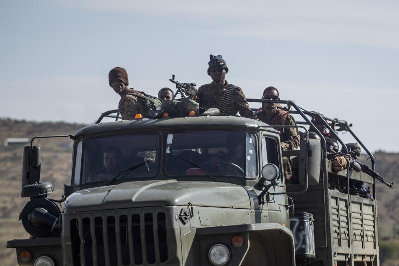 Tigray Forces Say Ethiopia Has Launched a Major Offensive