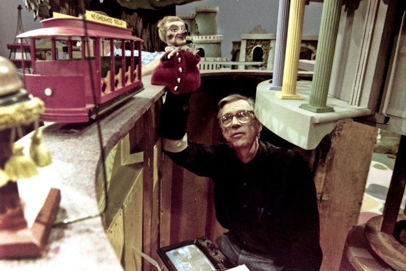New Images Of Mister Rogers Neighborhood On Eve Of Film