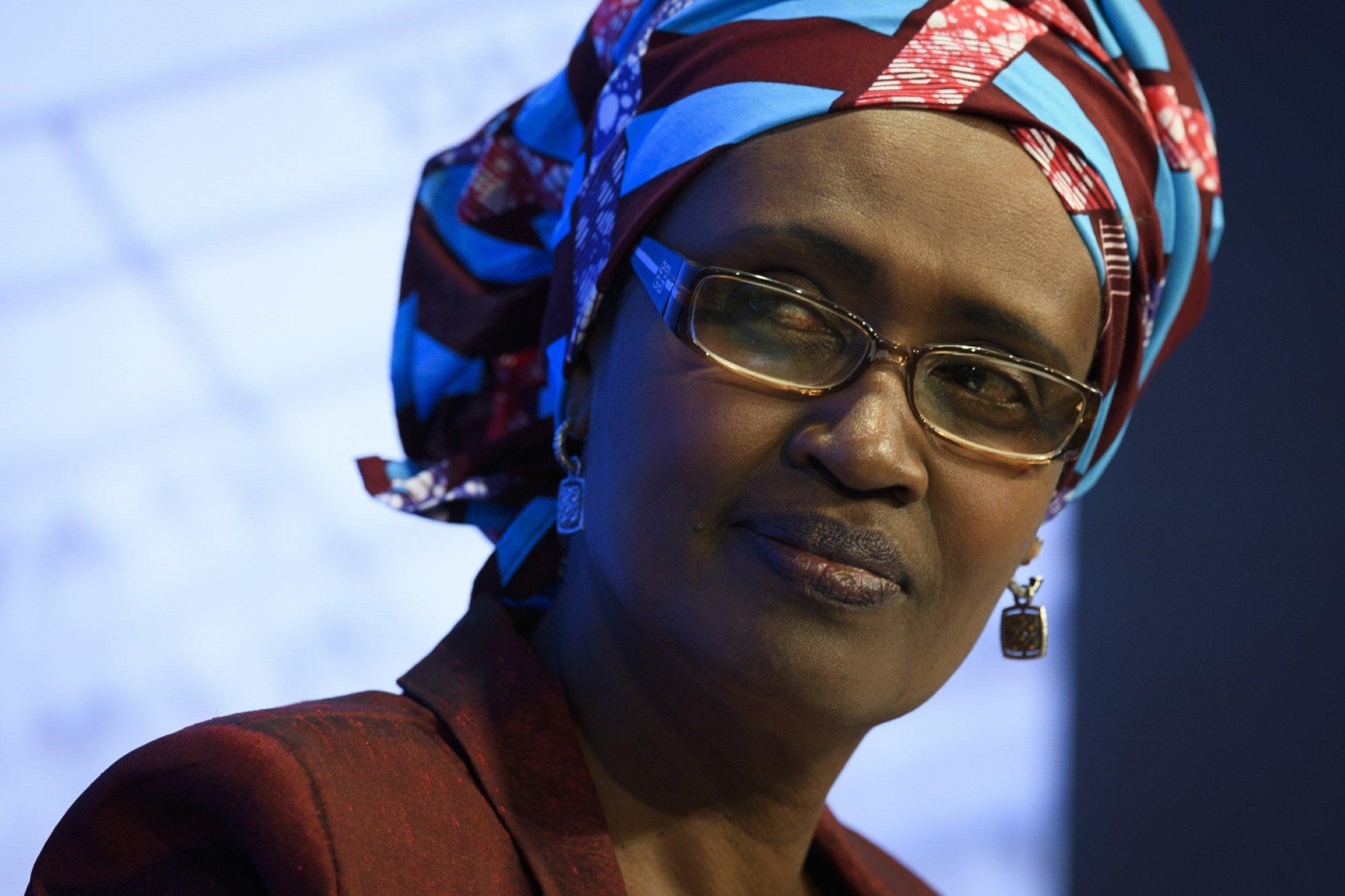 Humanitarian activist Winnie Byanyima named to head UNAIDS