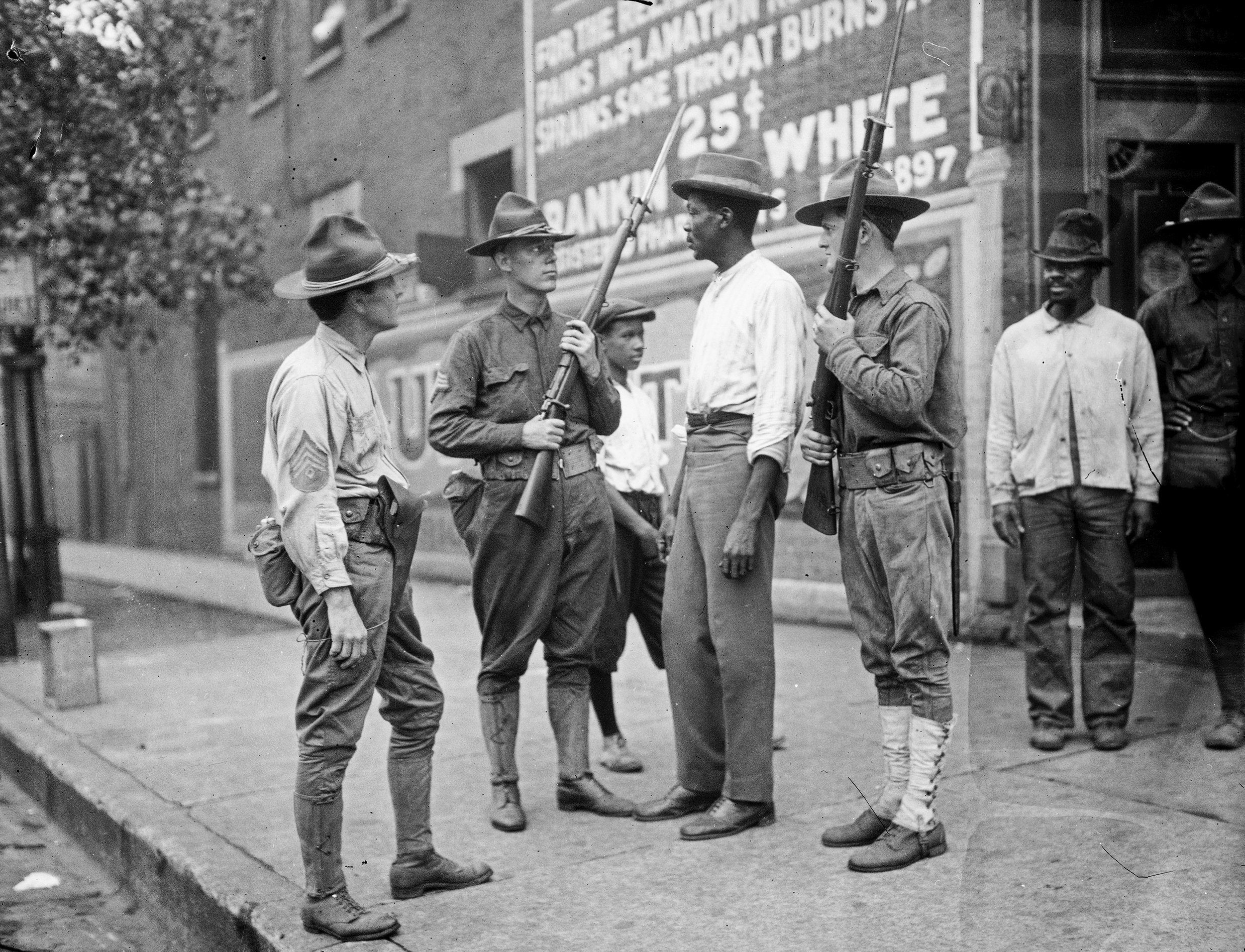 Segregation among issues Chicago faces 100 years after riots