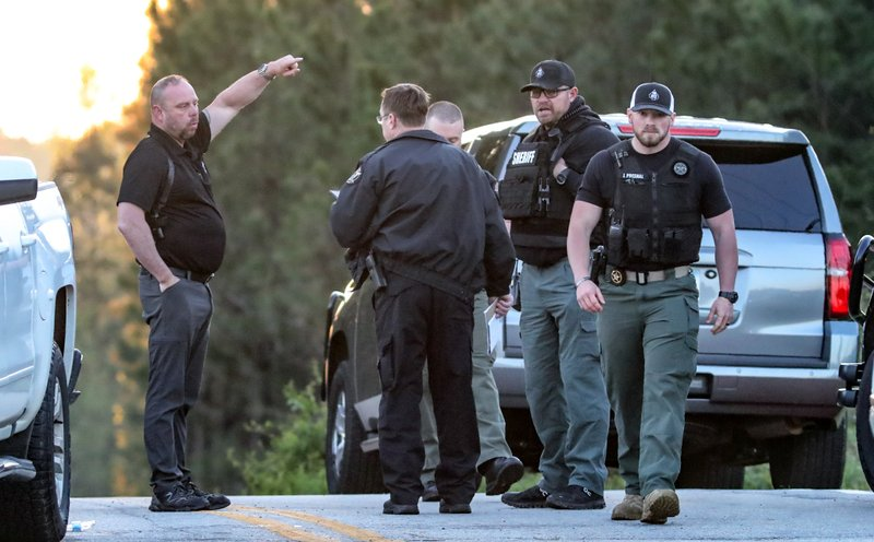 Three Georgia Police Officers Shot and Injured, One Suspect Dead, One in Custody After High-Speed Chase