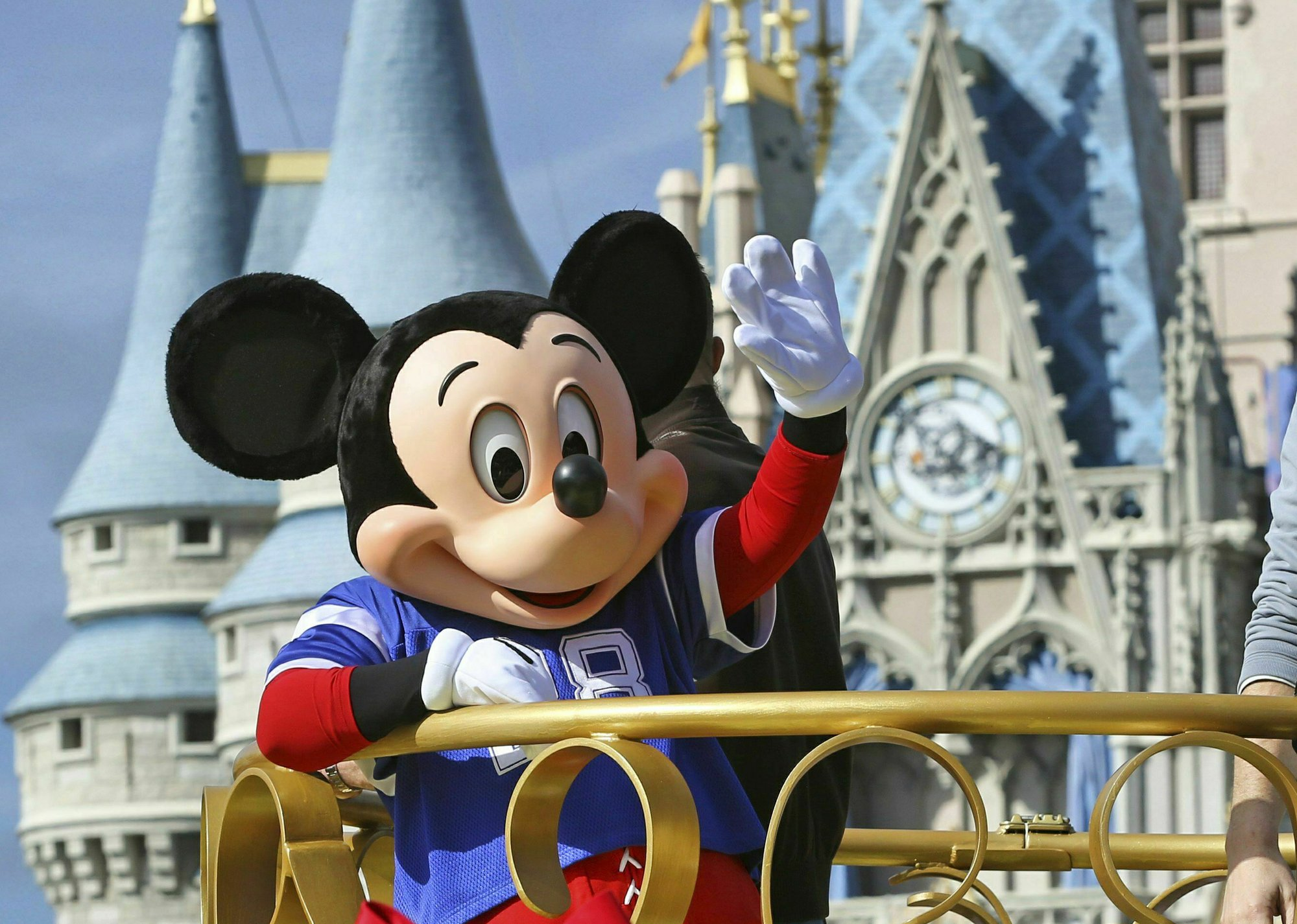Mouse that roared: Disney characters win local union shakeup