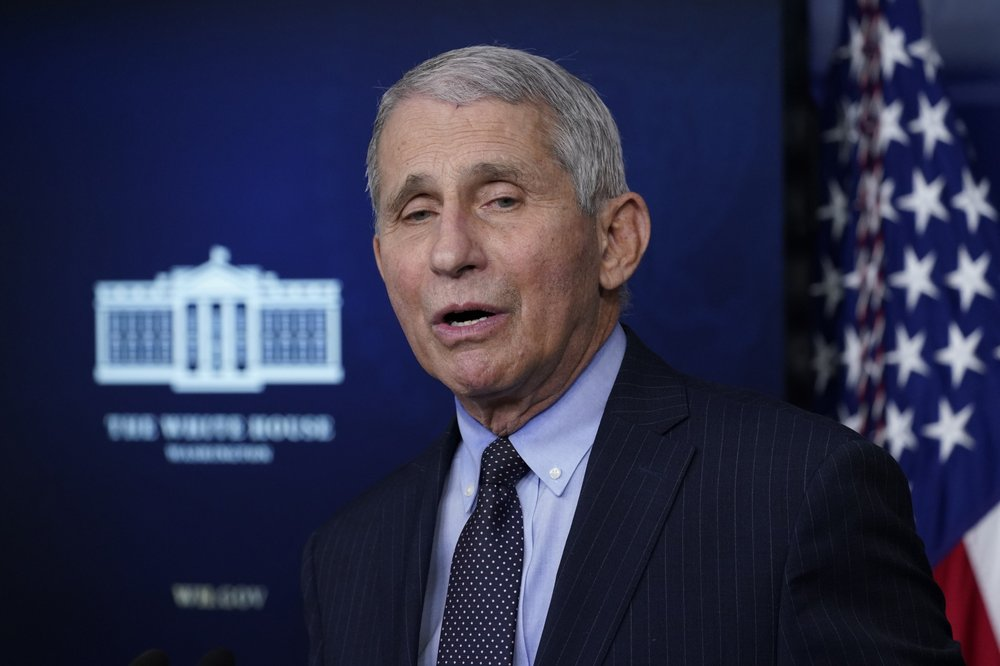 Dr. Anthony Fauci says whatever vaccine is available, take it