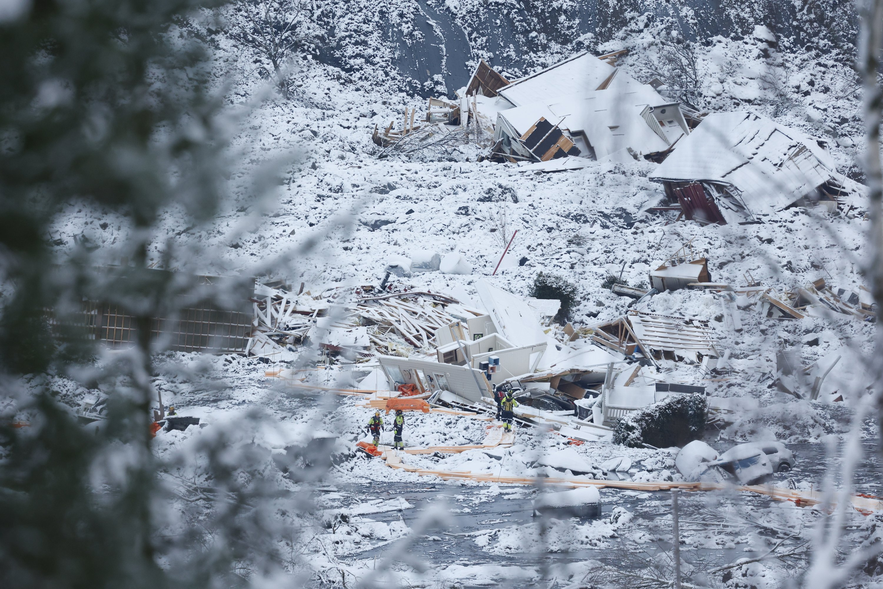 3rd body found after landslide in Norway; 7 still missing – The Associated Press