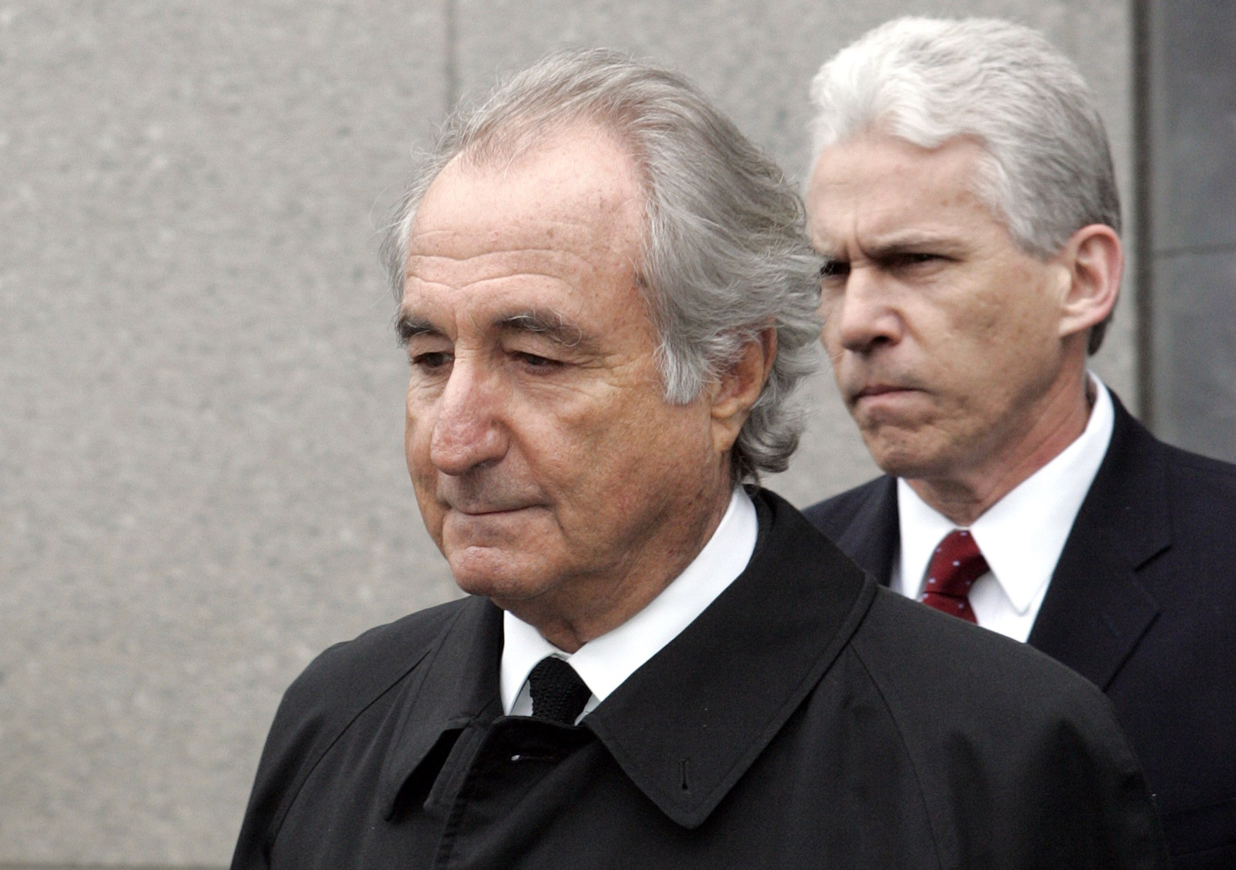 Judge rejects Ponzi king Madoff's bid for early release