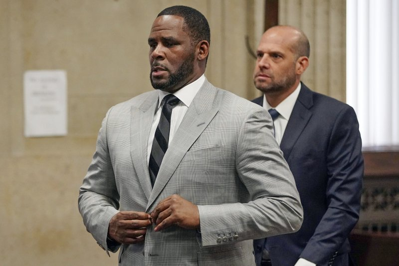 More legal troubles for R&B singer R. Kelly who pleads not guilty to child pornography charges and accusations from another victim