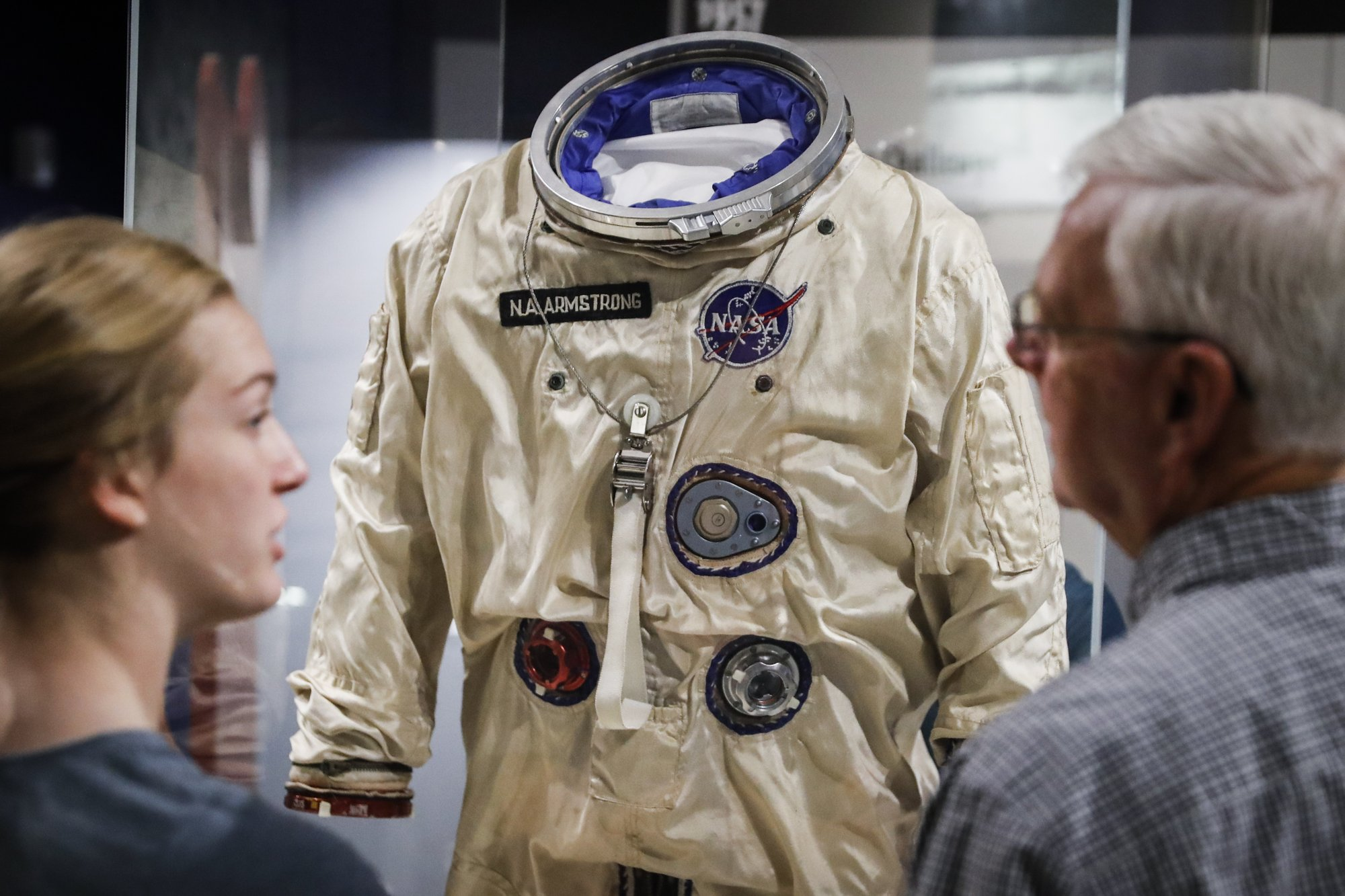 Hometown of first on moon ready to launch 50th celebration