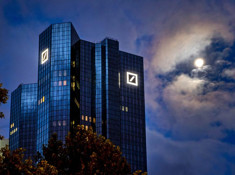 Restructuring Deutsche Bank shows best quarter in 7 years: fewer loan losses