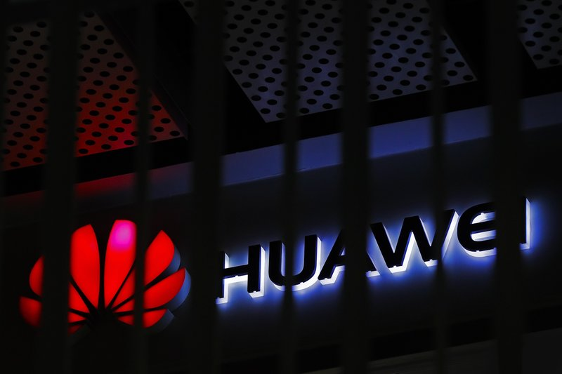 U.S. sanctions on Huawei threaten to devastate China's first global tech competitor, escalating a feud with Beijing that could disrupt technology industries worldwide
