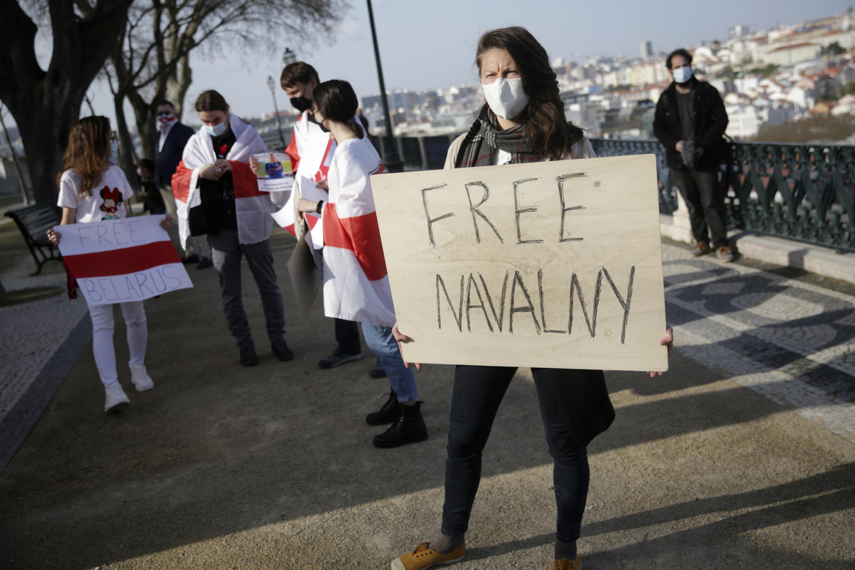 Portugal mayor: Protesters' details were given to embassies