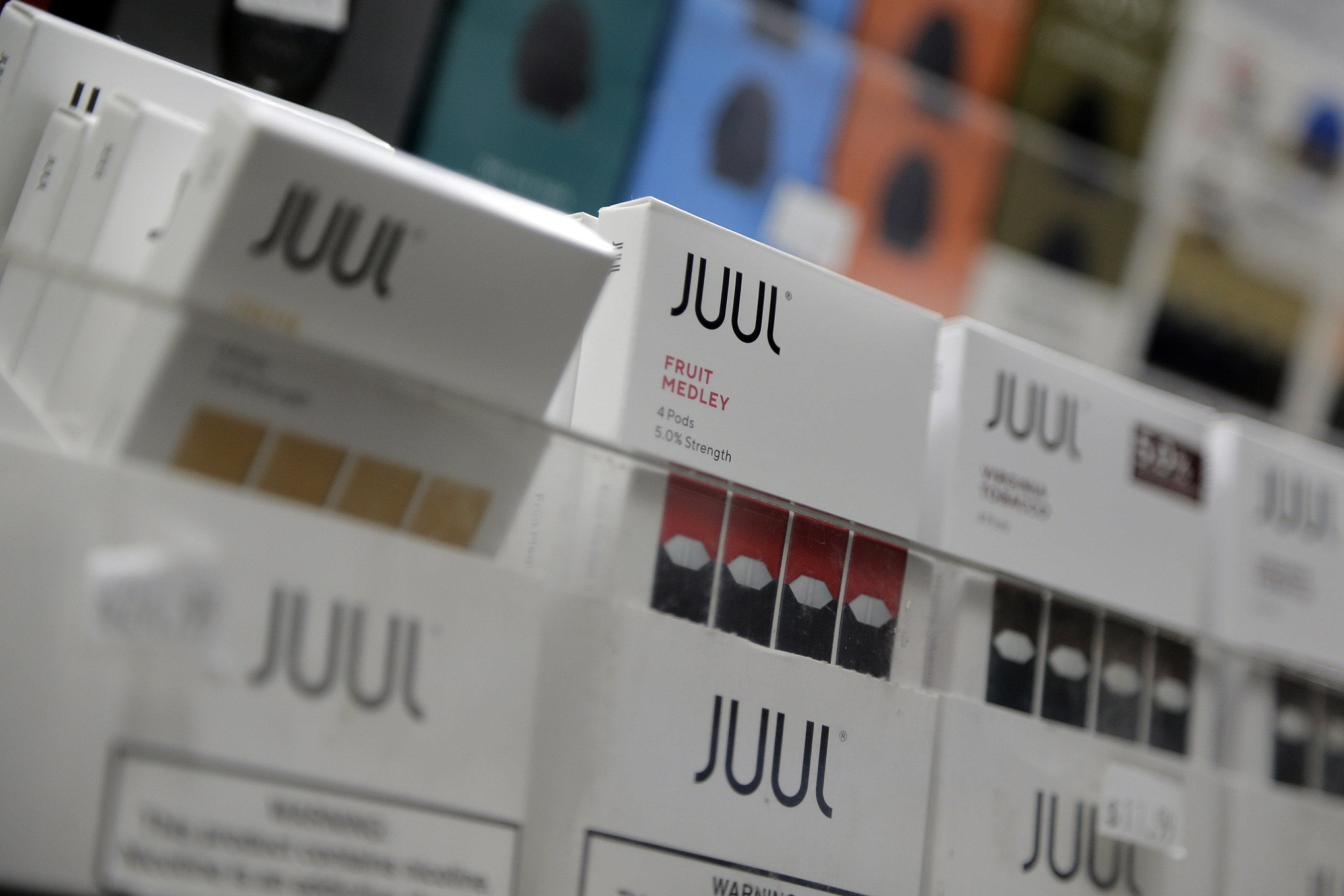 Juul Labs to stop advertising e-cigarettes amid backlash
